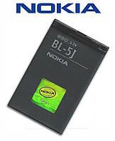 Аккумулятор Nokia BL-5J 1320 mAh