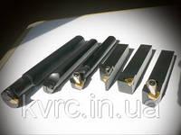 Резцы для токарных работ с механическим креплением твердосплавной режущей пластины