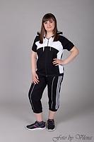 Женский спортивный молодежный костюм 2008