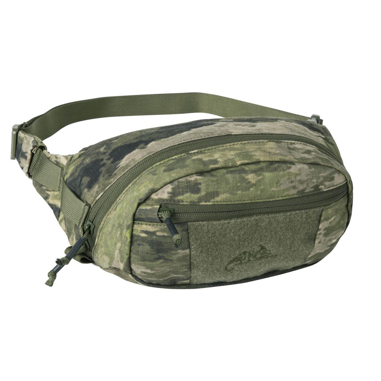 Сумка поясная Helikon-Tex® BANDICOOT® Waist Pack - Cordura® - A-TACS iX Camo™