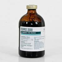 Ферро 2000, железо