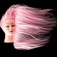 Голова для причесок и отработки навыков плетения, 55 см