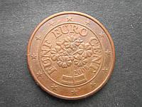 5 евроцентов Австрия 2008