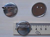 Брошка 30 мм.+ шпилька (BU-018)