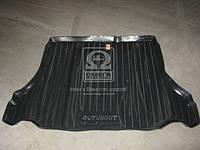 Коврик багажника Daewoo Lanos с 1996 г. пр-во Украина