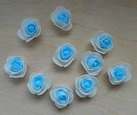 Бутони троянди 30 мм  № 01