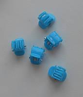 Крабіки - 1см  для волосся № 06