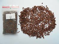 Бісер китайський  2-3 мм , пакетик 20-25г.,  № 042