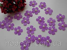 Квітка фетрова № 04