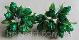 Підсніжник (пучок 10 шт)  № 13 зелені