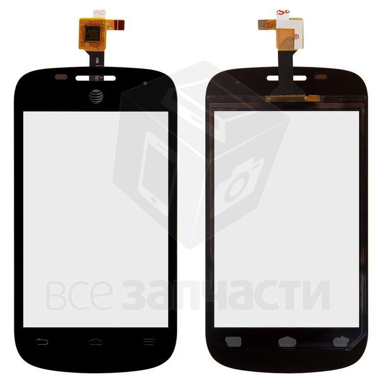 Сенсорный экран для мобильного телефона ZTE Z992 Avail 2, черный