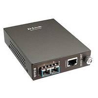 Медиаконвертер D-Link DMC-700SC 1xGE-1GBaseSX, MM 550м, SC, DMC-700SC