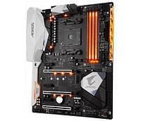 Материнська плата GIGABYTE GA-AX370-Gaming_5 sAM4 sAM4 X370 4xDDR4 HDMI M.2 USB3.1 ATX, GA-AX370-Gaming_5