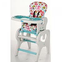 Детский стульчик для кормления трансформер , фото 1