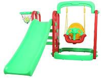Детская площадка игровая 4 в 1