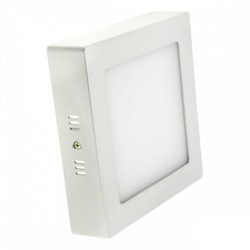 Светильник светодиодный LEZARD 6W 4100K накладной квадрат