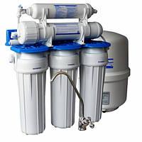 Система обратного осмоса Aquafilter FRO5JG Голубая Лагуна 4 (FRO5-RX-RO5)