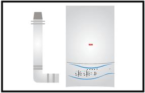 Турбированные газовые котлы