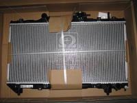Радиатор охлаждения TOYOTA CARINA E (T19#) (92-) 2.0 i (пр-во Nissens)