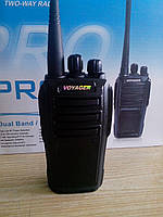 Voyager PRO (Baofeng UV-6), двухдиапазонная канальная рация, радиостанция, фото 1