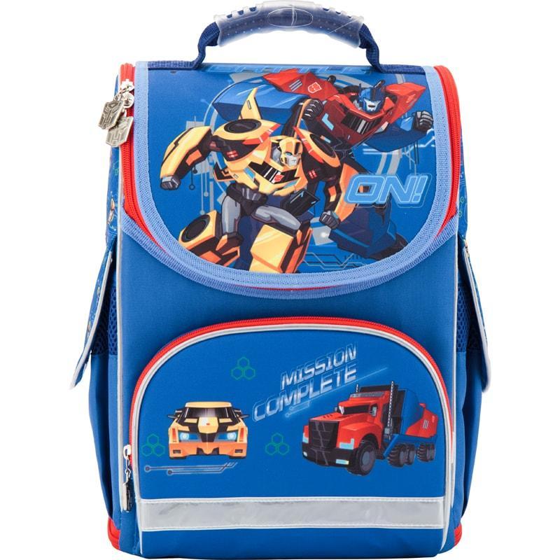 Ранец школьный каркасный Transformers TF17-500S