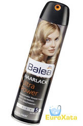 Лак для волос Balea Haarlack Ultra power 5