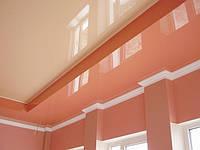 Двухуровневый натяжной потолок, как альтернатива гипсокартону.