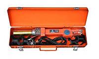 """Паяльник круглый, оранжевый, мощность = 1500 Вт, температура = 260 ° С, 4 насадки до 32 мм """"APC"""""""