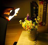 Светильник с датчиками движения и света