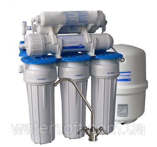 Система очистки воды Aquafilter FRO5JGM Голубая Лагуна 5 (FRO5M-RX)
