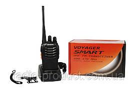 Voyager SMART, портативная радиостанция