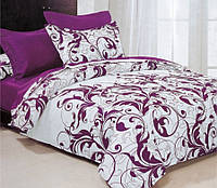 Двуспальный  комплект постельного белья «Бязь 118»