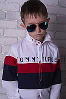 Рубашка на мальчика (2 цвета) подростковые размеры