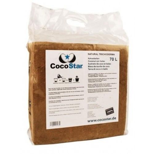 Кокосовый брикет CocoStar Coconut Bale 70L
