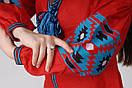 Вышитое платье  бохо вышиванка лен, этно, бохо-стиль, вишите плаття вишиванка, Bohemian,стиль Вита Кин, фото 8