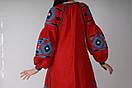 Вышитое платье  бохо вышиванка лен, этно, бохо-стиль, вишите плаття вишиванка, Bohemian,стиль Вита Кин, фото 7
