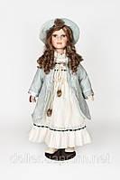 Интерьерная фарфоровая кукла Шарлотта