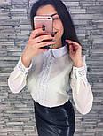 Женская красивая блуза (3 цвета), фото 2