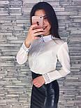 Женская красивая блуза (3 цвета), фото 3