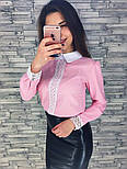 Женская красивая блуза (3 цвета), фото 5