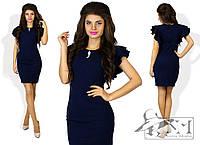 Женское платье с воланами. , фото 1