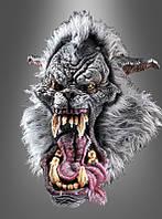 Страшная маска чудовища