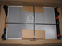 Радиатор охлождения MERCEDES-BENZ (производство Nissens) (арт. 67162), AHHZX