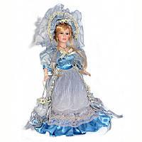 Сувенирная кукла в подарочной коробке Жизель (40 см.)