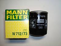 Фильтр масляный; MANN