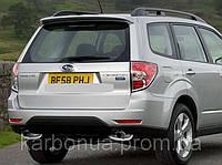 Спойлер Subaru Forester 2008