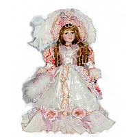 Фарфоровая кукла Франсуаза (40 см.) в подарочной коробке