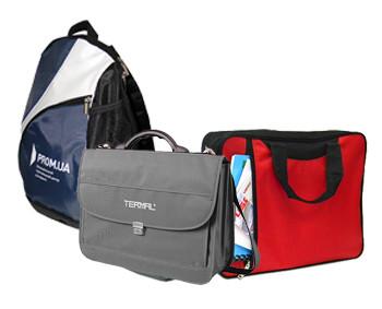 Сумки, рюкзаки, портфелі