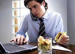 Как питаться на работе