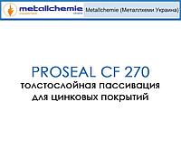 Толстослойная пассивация для цинковых покрытий PROSEAL CF 270
